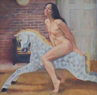 Rocking Horse Nude 2